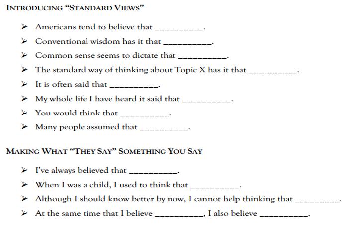 conclusion starters for argumentative essays